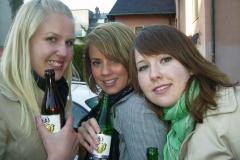 Sillunch med Skvadern 2008