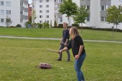 Brännboll med Skvadern 2015