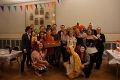Cirkus-sittning med Angermannalaget 13/10 2017