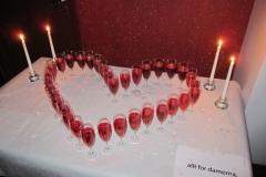 Kärleksmiddag med Skvadern 2011