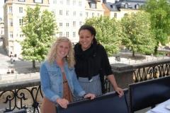 Sillunch med Skvadern 2011