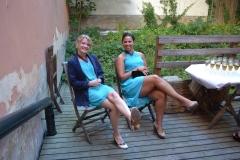 Styrelsemiddag med Skvadern 2015