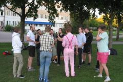 Brännboll med Skvadern 2012