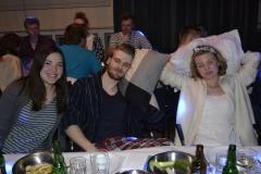 Sittning med Angermannalaget 2015